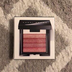 Bobbi Brown mink shimmer brick compact - Rose